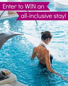 CLICK photo to ENTER TO WIN a 3-night all-inclusive stay for 2 adults at Excellence Riviera Cancun, courtesy of All Inclusive Outlet!