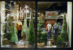 anthropologie display | The New Victorian Ruralist: Anthropologie's Christmas Displays...