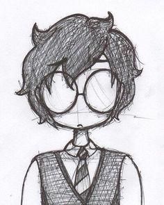 art desenho Harry Potter Harry Potter More from my site Feiern Sie den Harry Potter Art, Harry Potter Drawings, Sketches, Anime Drawings Sketches, Drawings, Fan Art Drawing, Cartoon Art Styles, Anime Drawings Tutorials, Anime Drawings