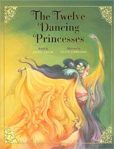 The Twelve Dancing Princesses (Classic Fairy Tale Collection) by John Cech 12 Dancing Princesses, Grimm Tales, Childhood Stories, Classic Fairy Tales, Princess And The Pea, Love Fairy, Princess Art, Conte, Childrens Books