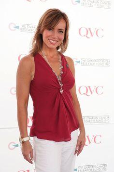Lisa Robertson QVC Host Lisa Robertson arrives at Super Saturday 10, a ...