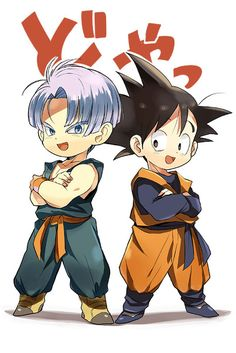 dragon ball z kawaii - Buscar con Google