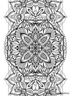 Coloring book COLORS OF CALM - egle art & design | Adult Colouring ...