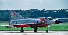 Swiss Mirage III