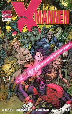 X-Mannen #281 Gevaarlijk Spel