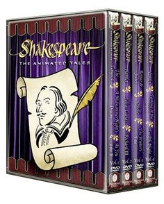 Shakespeare: The Animated Tales Ambrose Video Publishing