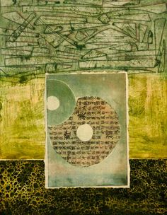 Printmaking Without A Press with Sandra Duran Wilson