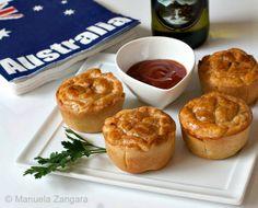 Australian Meat Pies {Manuela Zangara}