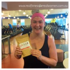 Kelly is getting amazing results with Real Detox Tea. 2.3kg drop in one week and 4cm from her waist! Awesome effort using a natural chemical free product