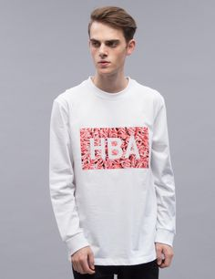 Hood By Air. Meat Box T-Shirt