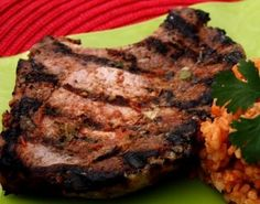 Mexican Pork Chops (Phase 1)