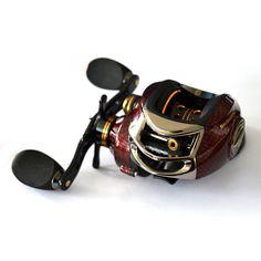 Bait casting Reel Pesca Cat Fishing Bass Fishing 6.3:1