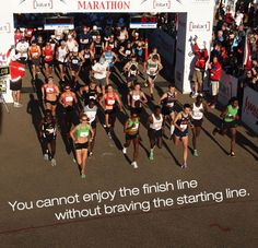 9. Favorite Motivational Quote - This is one of our favorite quotes that John Stanton tweeted. Check out his Twitter: @John Stanton. #runningroom #myultimaterun