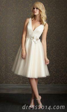 wedding dress short wedding dresses 2014