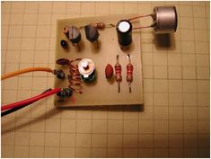 Building a Simple FM Transmitter