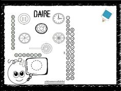sayfa 3 daire Robot, Diy And Crafts, Education, Handmade, Geometric Fashion, Shapes, Different Shapes, Hand Made, Robots