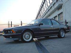 BMW 635csi M6 Shadowline (E24)