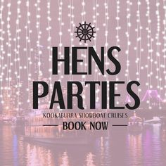 Unique Hens night parties on the Brisbane River. Offering elegant high tea cruises, fun filled lunch and dinner cruises and private charter hire! Brisbane River, Hen Party Games, Cruise Boat, Hens Night, Upcoming Events, High Tea, Games To Play, Special Day, Queens
