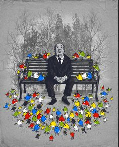 """The Birds"" sequel - ""Angry Birds"""