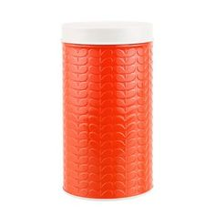 Orla Kiely: This Ceramic Storage Jar With Poppy Meadow Print Will  Compliment Any Stylish Kitchen, Whether Retro Or Contemporary. Lid Is Made  Of U0027fru2026