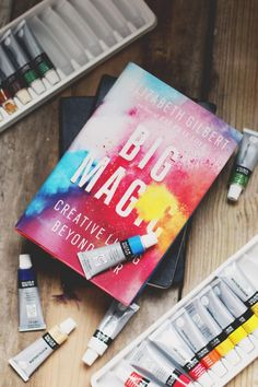 Book Club: Big Magic by Elizabeth Gilbert, Enchantment