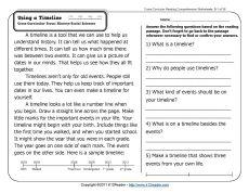 Free printable first grade reading comprehension worksheets   K5 ...