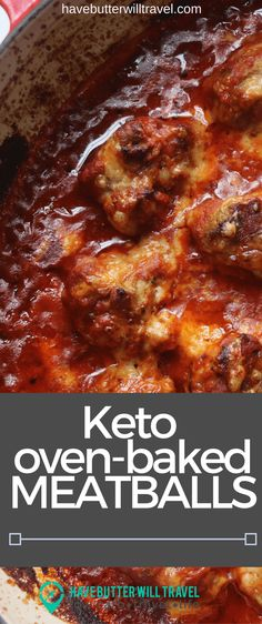 These keto oven-baked meatballs have quickly become a staple in our house. It's a great idea to cook up a batch on the weekend and store in the freezer for a quick mid week meal. These have been a big hit with our non keto family and friends and is often a go to when we have family staying with us.