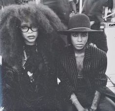 Angel Haze Erykah Badu
