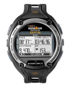 """Timex Timex Global Trainer Speed And Distance Gps Watch. Looking for great deals on """"Timex Timex Global Trainer Speed And Distance Gps Watch""""? Compare prices from the top online watch retailers. Save big when buying your favorite Digital Watches. Ironman Triathlon Watch, Sport Watches, Watches For Men, Gps Sports Watch, Timex Watches, Gps Watches, Wrist Watches, Running Watch, Running Gps"""