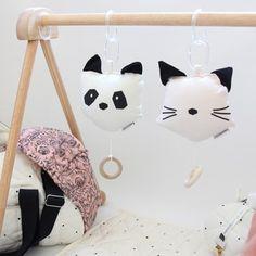 Liewood Panda Muziekmobile