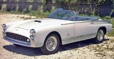 1956 Boano Ferrari 410 Superamerica Cabriolet