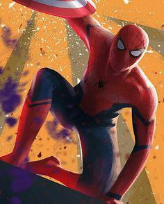 Spider Man! #HiveSurvives