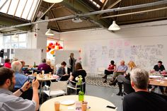 Round up of open space talks