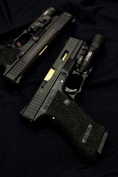 Salient Arms International Glock w/SureFire X300 Ultra Find our speedloader now!  http://www.amazon.com/shops/raeind