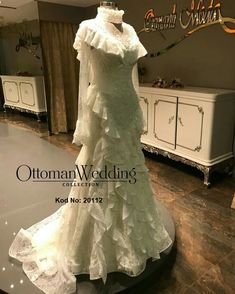 Gelinlik Modeller Lace Wedding, Wedding Dresses, Ottoman, Collection, Fashion, Bridal Dresses, Moda, Bridal Gowns, Wedding Gowns