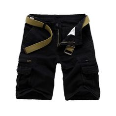 Cheap mens cargo, Buy Quality casual sport directly from China camo fashion Suppliers: Men Cargo Shorts Camouflage 2015 New Camo Fitness Casual Sports Autumn Summer Fashion For Mens Military Short Big Size Shorts Casual, Men Shorts, Loose Shorts, Swim Shorts, Black Shorts, Black Pants, Military Style Shorts, Summer Jeans, Men Summer