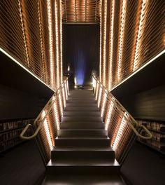 Slaughterhouse Transformed Into Modern Cinema Center