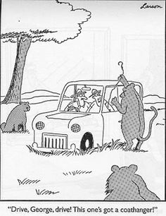 Gary Larson...you crack me up!