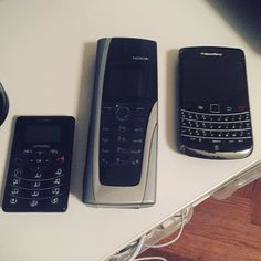"#inst10 #ReGram @meislergeisler: Just found some old smartphones.... #nokia #simvalley #blackberry . . . . . . (B) BlackBerry KEYᴼᴺᴱ Unlocked Phone ""http://amzn.to/2qEZUzV""(B) (y) 70% Off More BlackBerry: ""http://BlackBerryClubs.com/p/""(y) ...... #BlackBerryClubs #BlackBerryPhotos #BBer ....... #OldBlackBerry #NewBlackBerry ....... #BlackBerryMobile #BBMobile #BBMobileUS #BBMobileCA ....... #RIM #QWERTY #Keyboard .......  70% Off More BlackBerry: "" http://ift.tt/2otBzeO ""  ......."