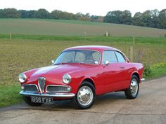 1960 Alfa Romeo Giulietta Sprint Maintenance/restoration of old/vintage vehicles: the material for new cogs/casters/gears/pads could be cast polyamide which I (Cast polyamide) can produce. My contact: tatjana.alic@windowslive.com