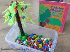 10 Chicka Chicka Boom Boom Activities That You'll Love