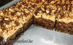 Hungarian Desserts, Hungarian Recipes, Poppy Cake, Cake Recipes, Dessert Recipes, Torte Cake, Cake Cookies, Sweet Treats, Deserts