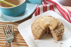 Coconut flour & buckwheat breakfast bake