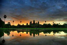Siam Rep Sunset