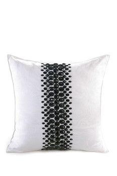 Nanette Lepore Embellished Decorative Pillow