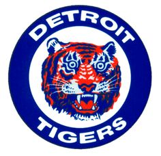 Old School Detroit Tigers