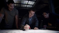 Although he doesn't have any super powers stiles is a very important part to teen wolf :D