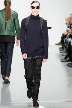 Matthew Miller Fall/Winter 2014 #LCM