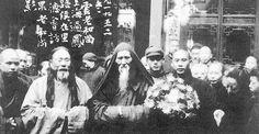 Monge budista descreve avistamentos de OVNIs em 1884