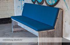 4er Sitzbank mit Rückenlehne » WITTEKIND Terrassenmöbel